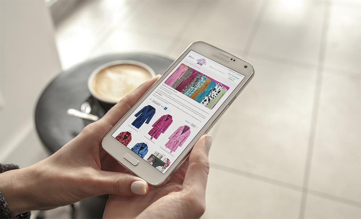 badjasparadijs voor mobiel