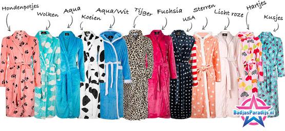 badjassen nieuwe collectie