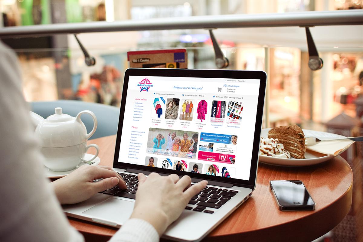 Badjas online kopen