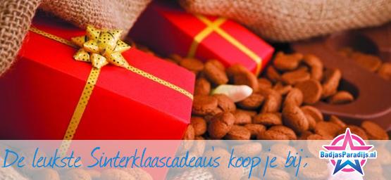 Sinterklaas bij badjasparadijs.nl
