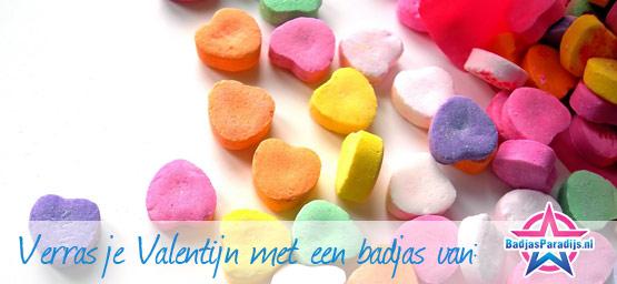 Badjas voor Valentijn - badjasparadijs.nl