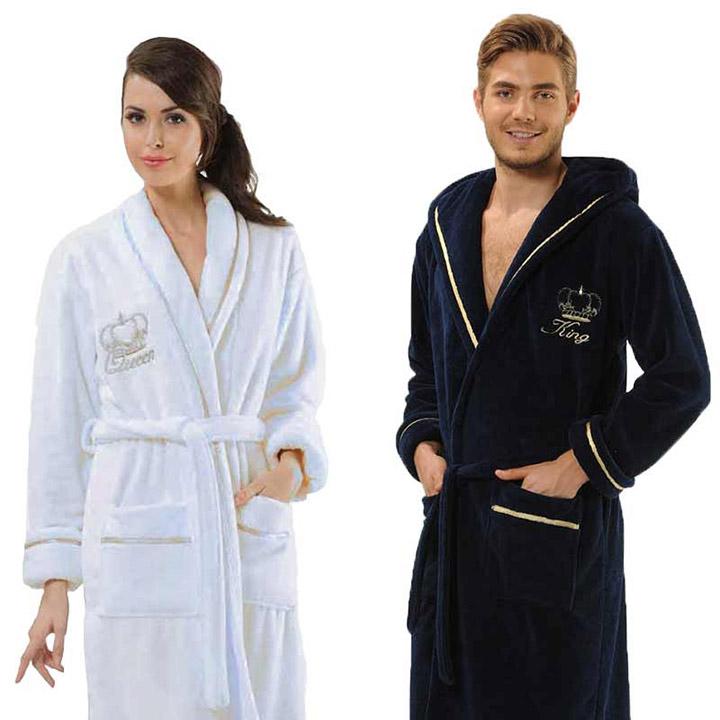 5 gelegenheden waar een badjas aangeboden zou moeten worden