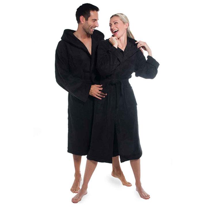 In welke badjas lijk ik zo slank mogelijk?
