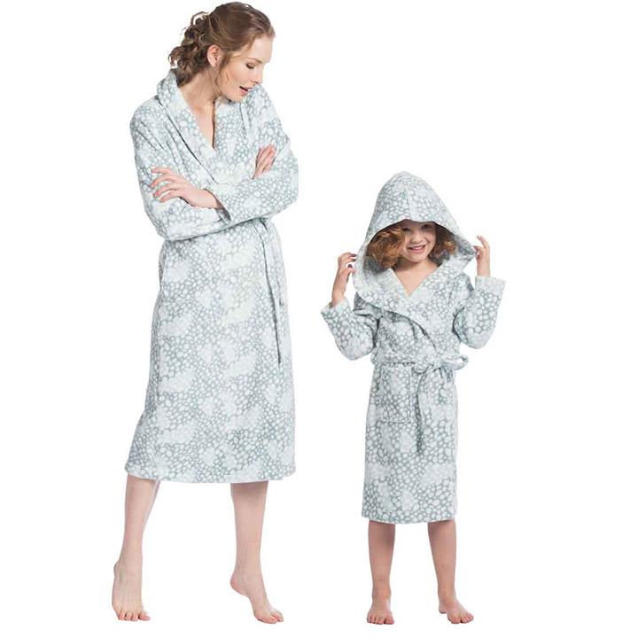 Badjassen en kinderen, voorkom dat je eruit ziet als ma Flodder