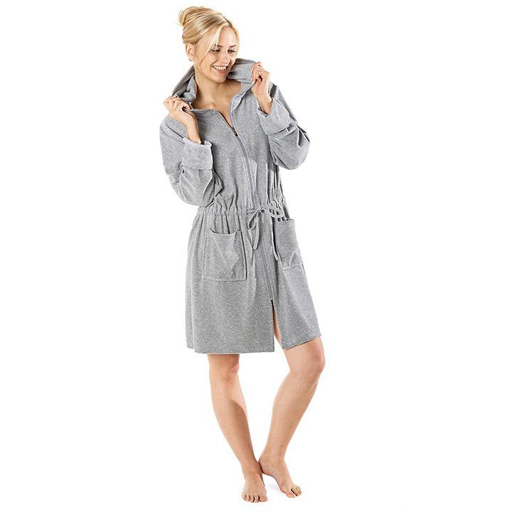 Badjassen mee op vakantie, deze passen met gemak in uw koffer!