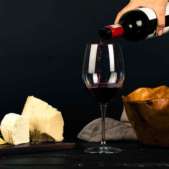 Bij elk glas wijn een bijpassende badjas!