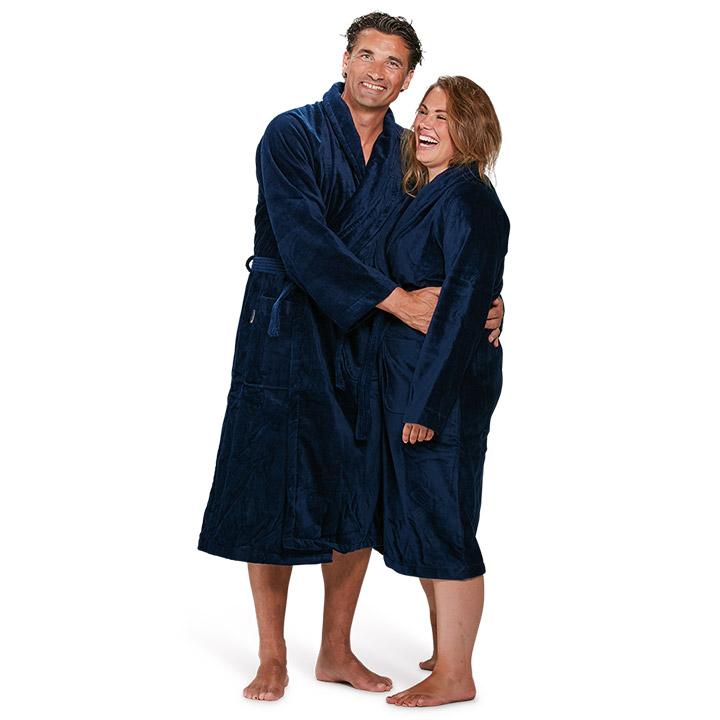 Een badjas als een Zwitsers zakmes: de top 3 multifunctionele badjassen