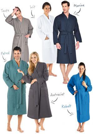 sauna badjas kimono