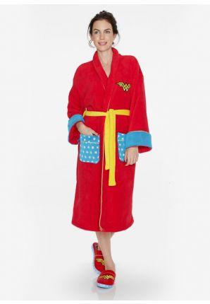 Badjas voor supervrouwen