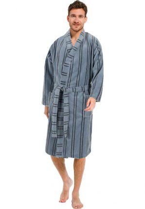 Luxe kimono heren - bamboe katoen