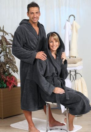 dikke badstof badjassen kopen