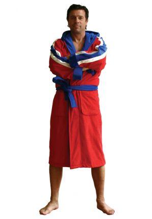 funky badjas rood champ