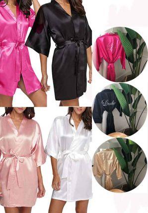 personaliseren kimono badjas