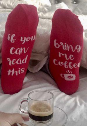 Sokken - Bring me some coffee!