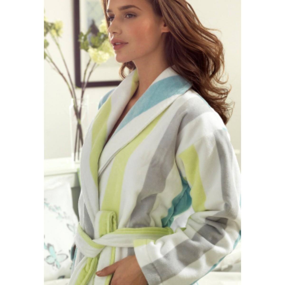 Luxe dames-badjas