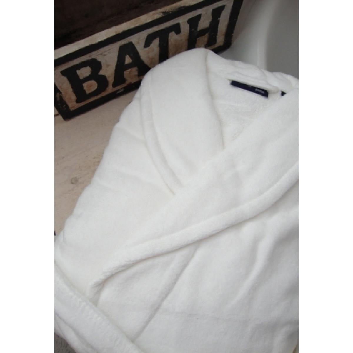 Badjas Royal White