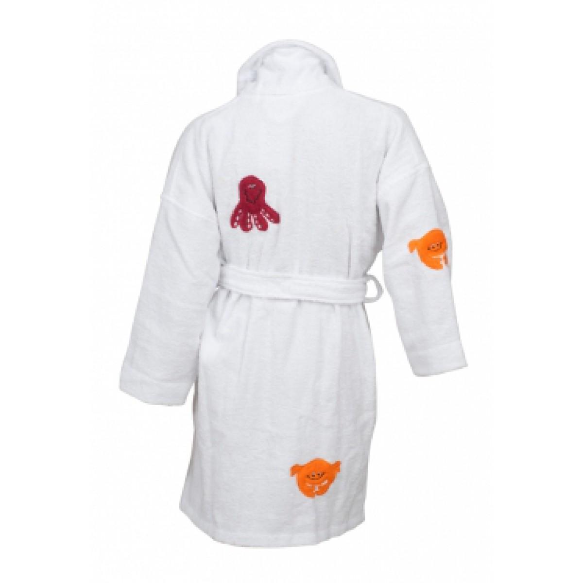 Kinderbadjas met zeedieren