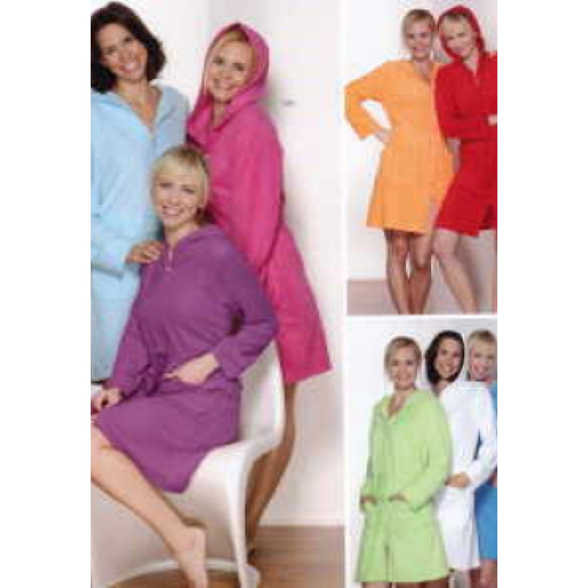 Trendy damesbadjassen