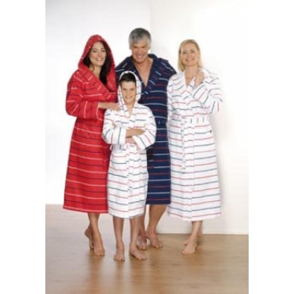 Familie badjas - Het hele gezin in dezelfde badjas