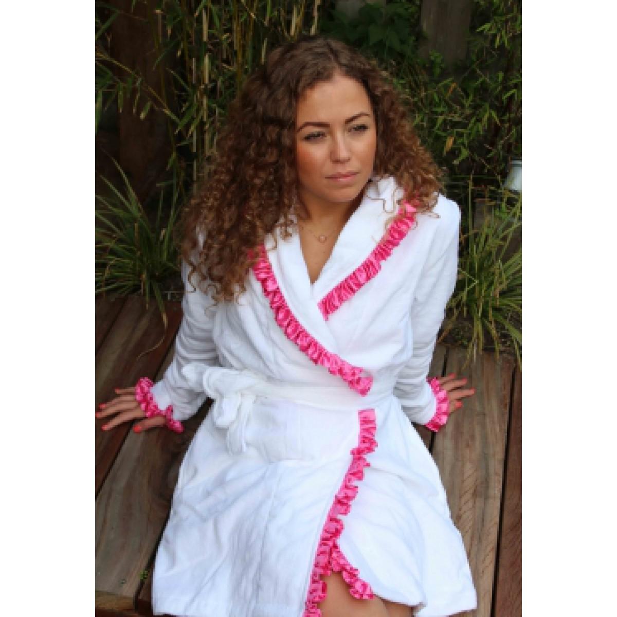 Trendy dames-badjas