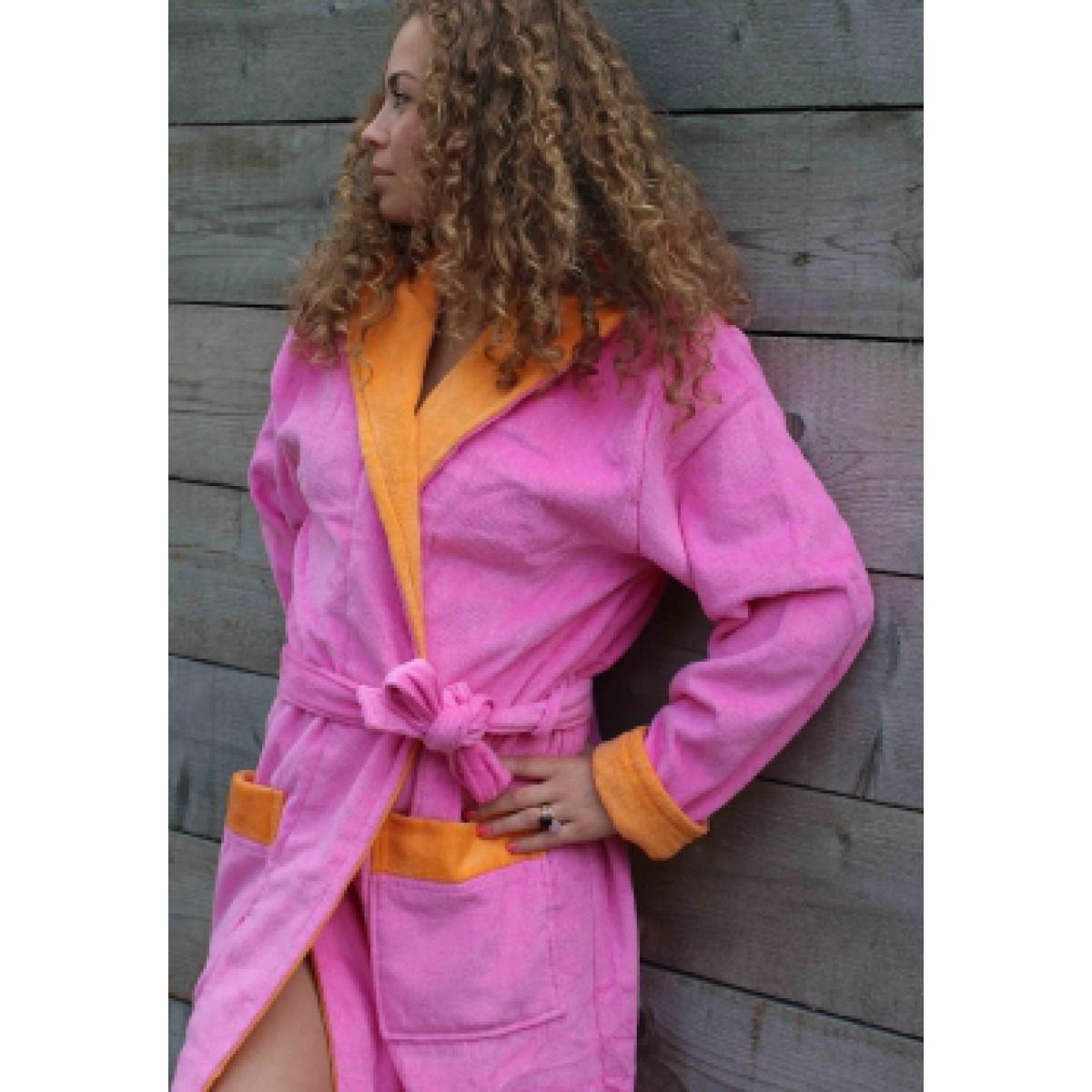 Trendy badjas voor dames
