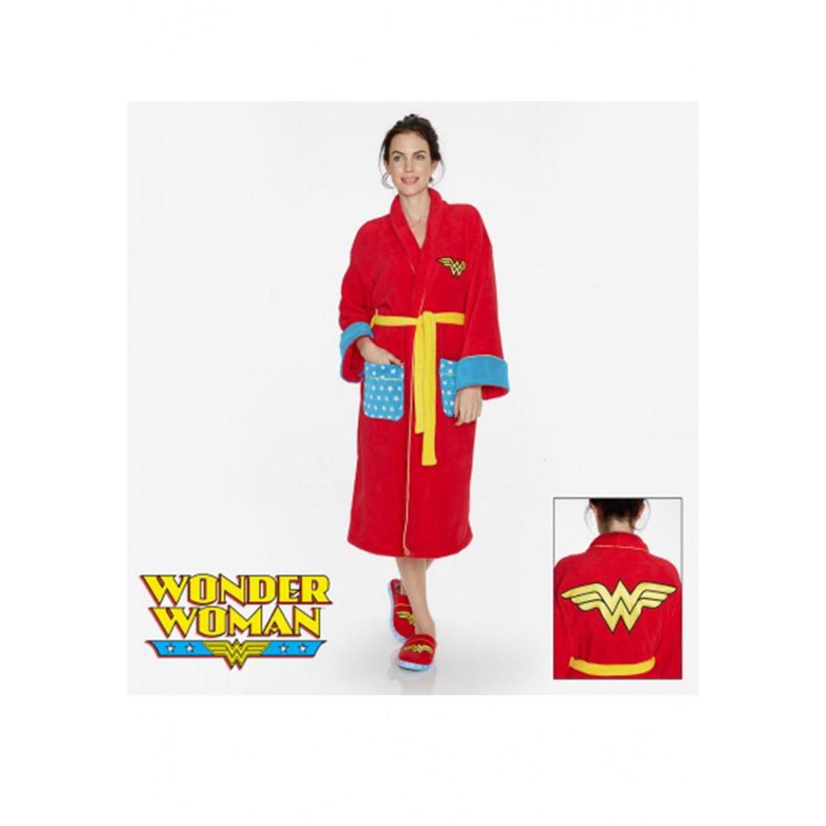 dames badjas Wonder Woman