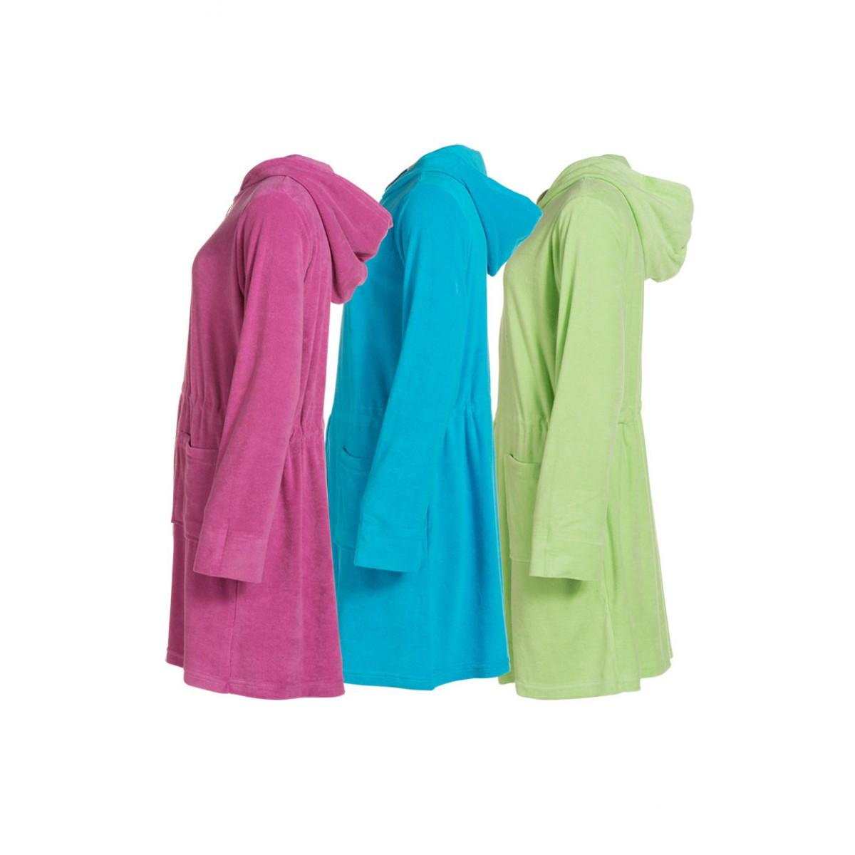zomer badjas met naam