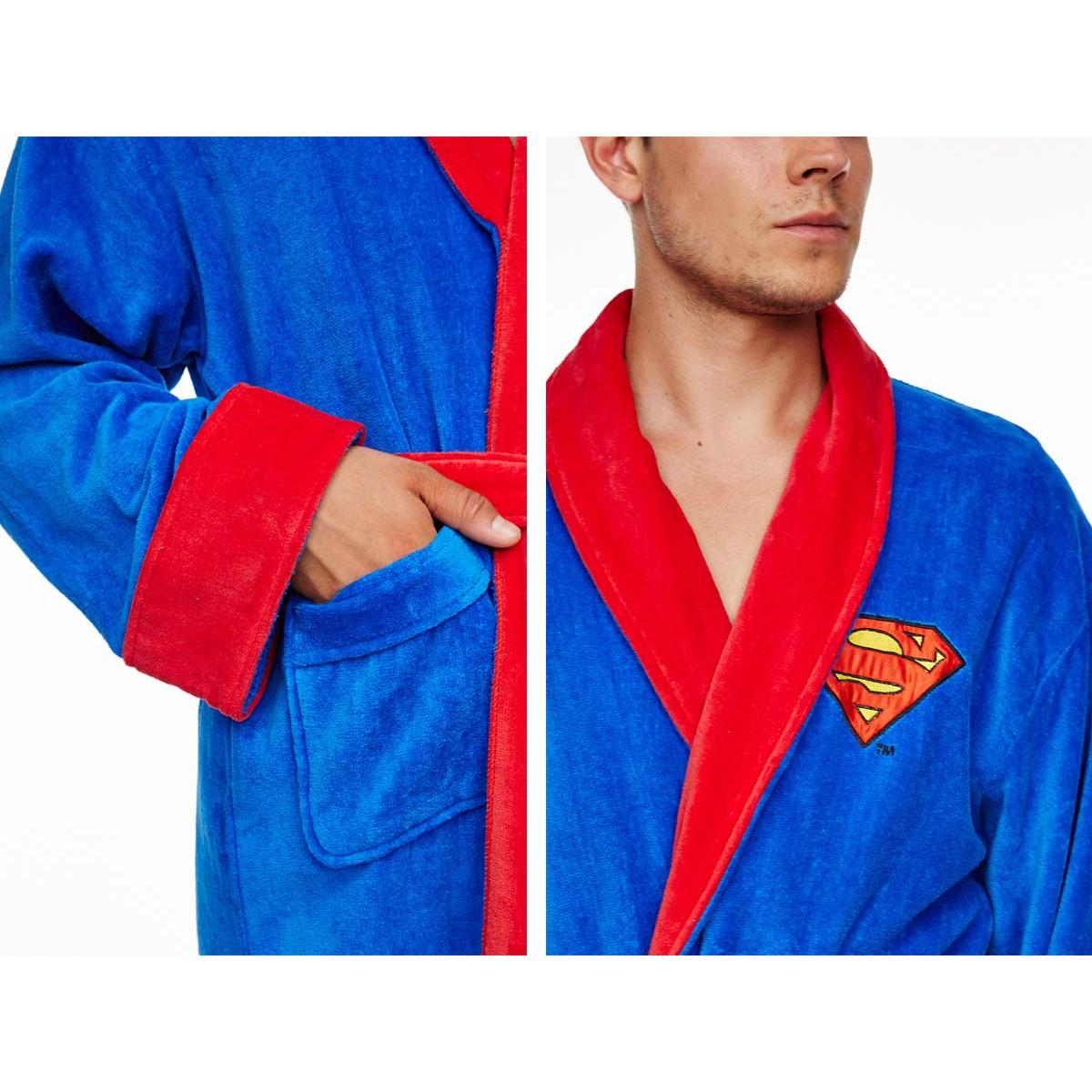 Superman badjas kopen