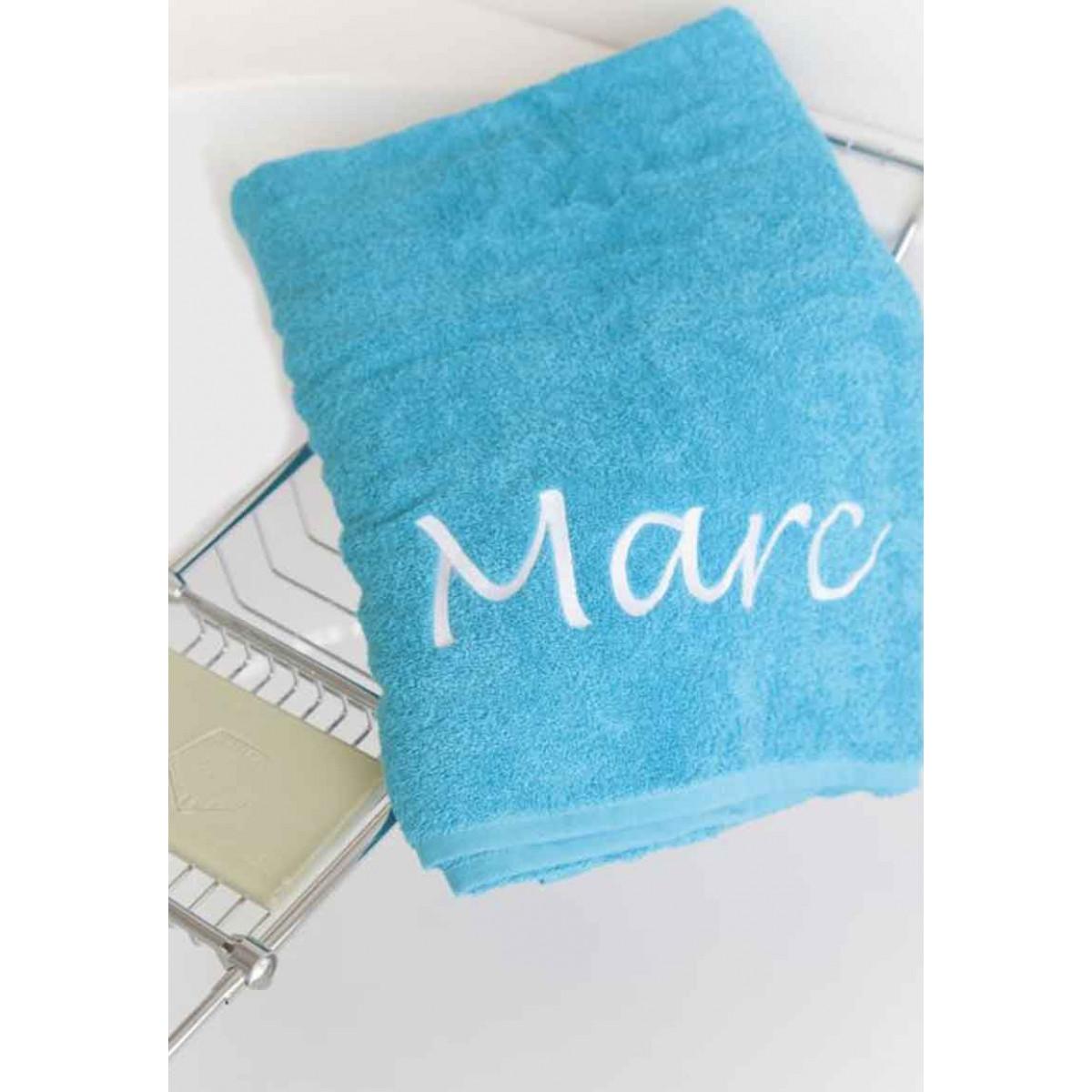 handdoeken met borduring