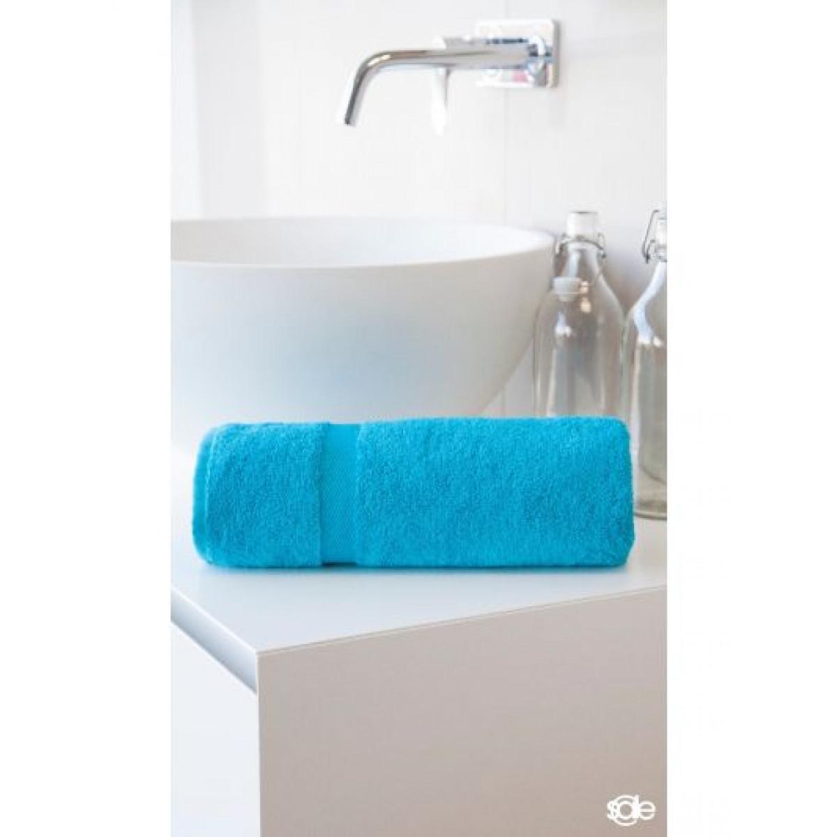 handdoeken aquablauw