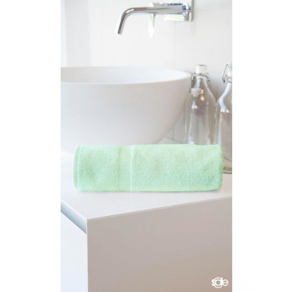 handdoeken mintgroen