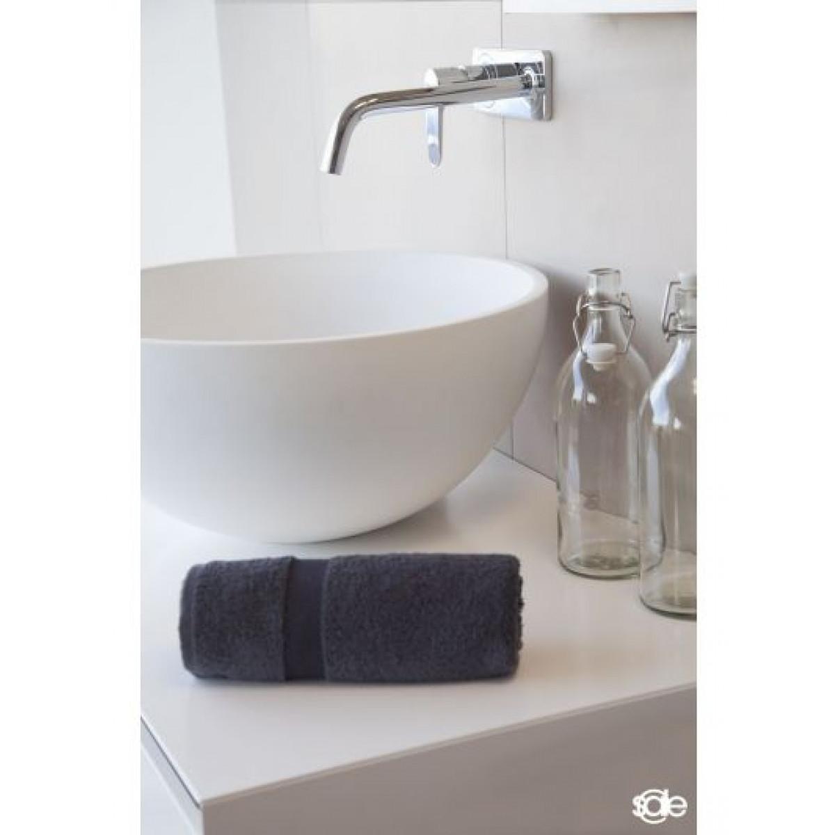 handdoeken antraciet