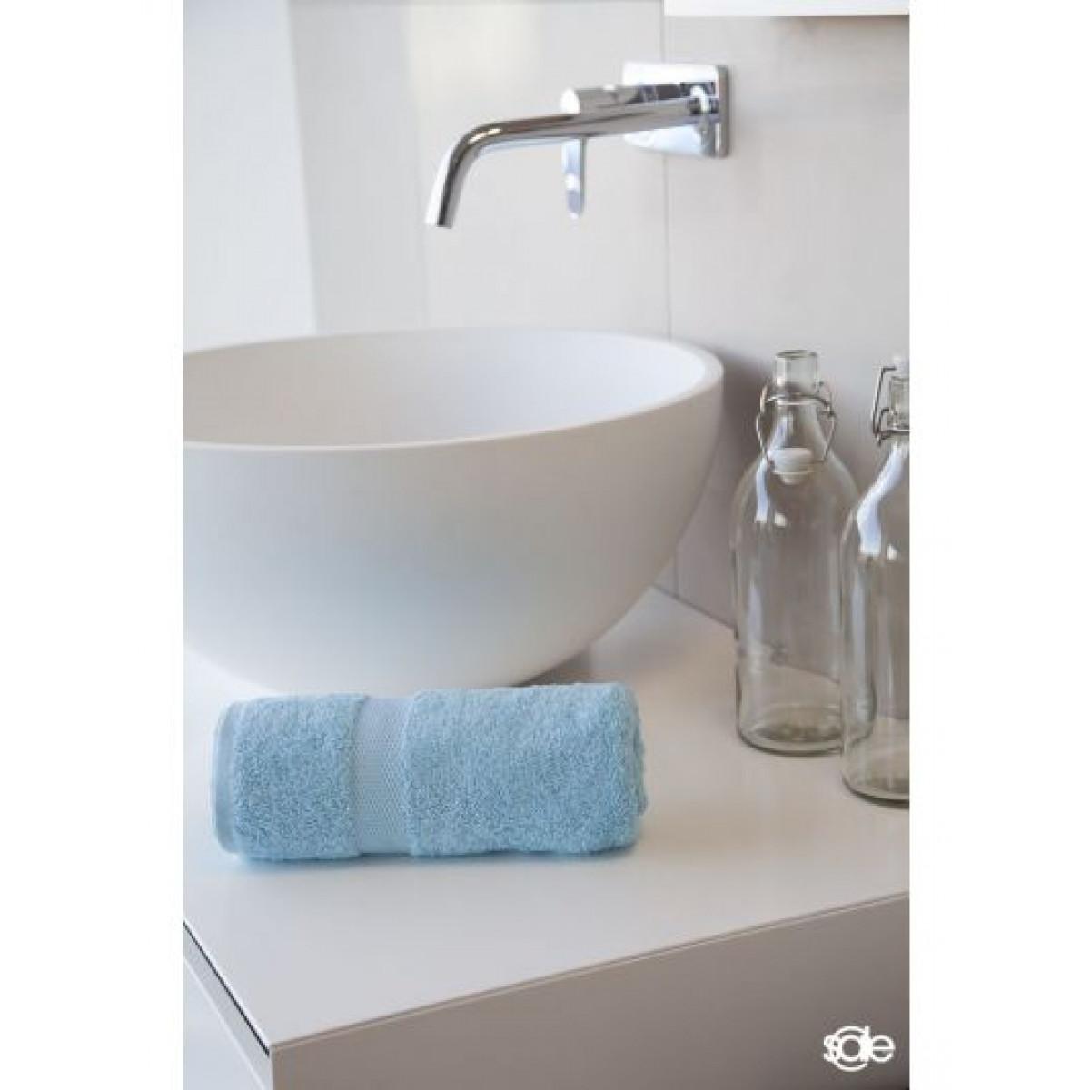 handdoeken lichtblauw