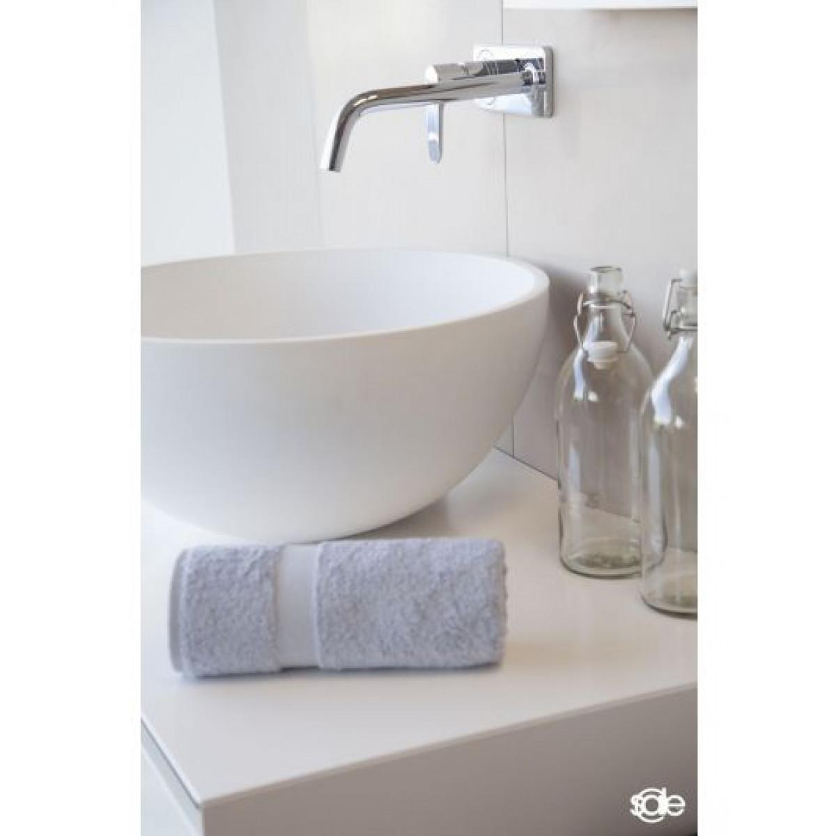 handdoeken lichtgrijs