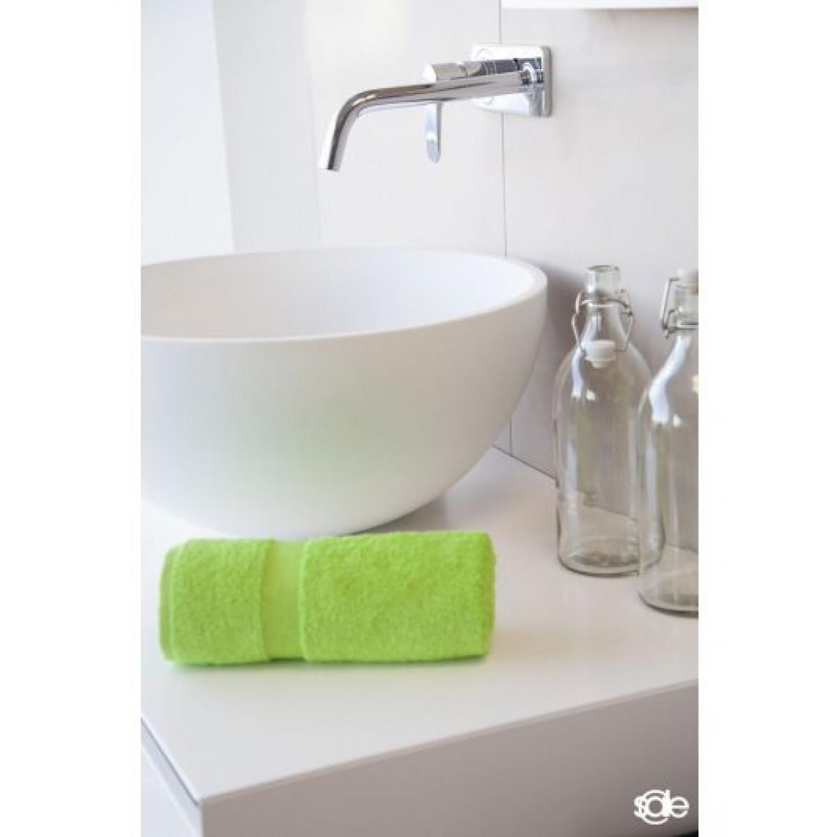 handdoeken limegroen