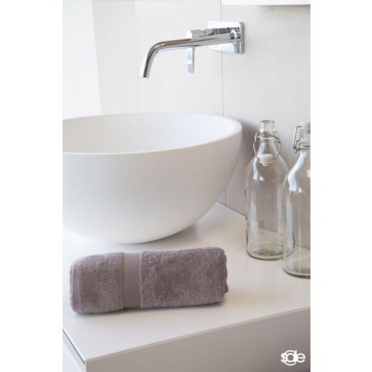 handdoeken taupe