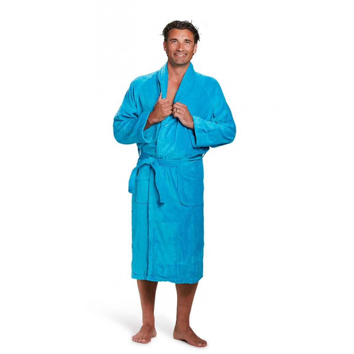 herenbadjas badrock turquoise