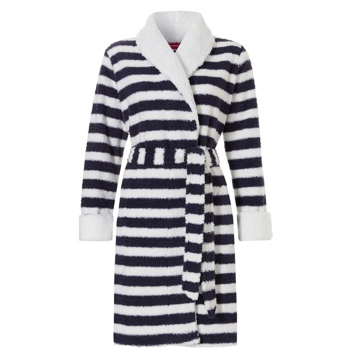 marinelook badjasdames fleece