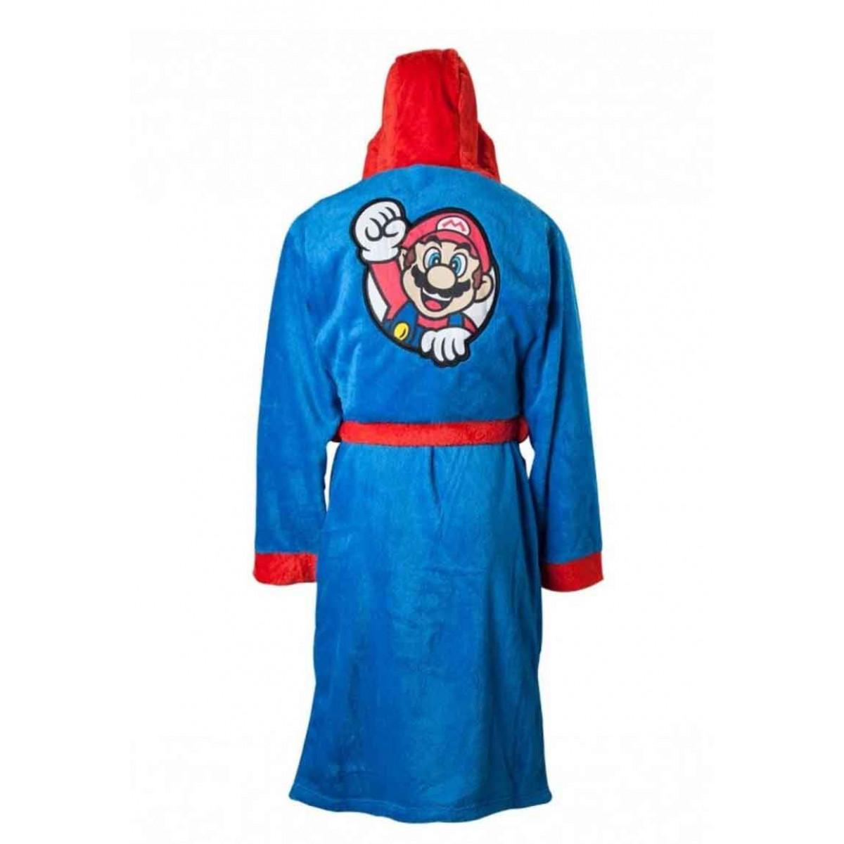 Herenbadjas Super Mario Bros - nitendo