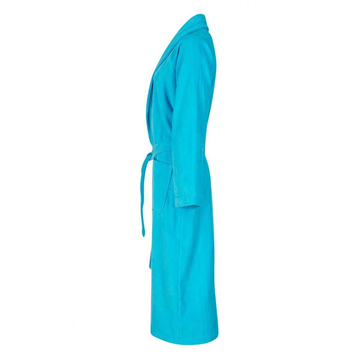 Saunabadjas aquablauw