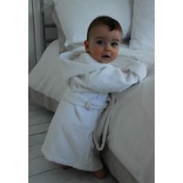 Baby badjas met naam