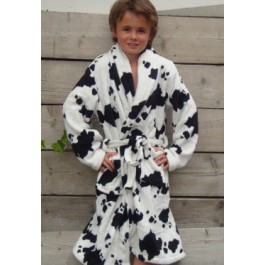 Kinderbadjas Little Cow badjas / Kinder badjas