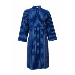 Kimono badjas - blauwe badjas