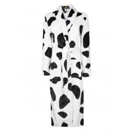 Koeienprint badjas - ik hou van Holland badjas