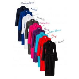 Badjas met naam - geborduurde badjas