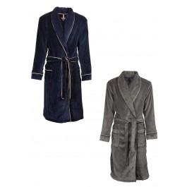 Paul Hopkins Heren badjas fleece 2 kleuren