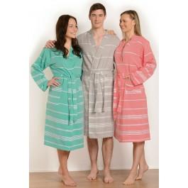 Hamam badjas in 3 kleuren