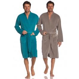 Vossen badjas heren