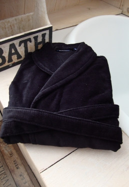 Badjas Royal Black