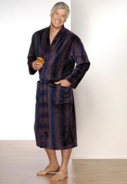 Kimono badjas - rood
